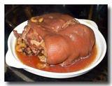 同安封肉 閩南風豚バラの煮込み