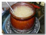 淮山猪舌湯 山芋と豚タンのスープ ツボ入り