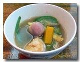 ゲーン・リアン 具だくさんスパイシー野菜スープ こわけ