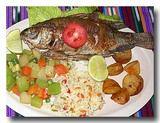 ペスカド・フリート 魚のフライ