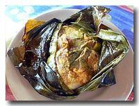 タマレス・コラドス 中米のトウモロコシの主食