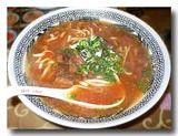 番茄牛肉麺  トマト牛肉麺 どんぶり全体
