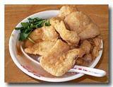 魚[火庚] /魚羹  魚の天ぷらのとろみスープ
