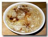 肉[火庚]麺/肉羹麺 肉入りとろみスープ麺
