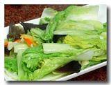 炒娃々菜 ベビー白菜の炒め物
