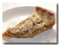 アップルクランブル マルファ産リンゴのクランブルケーキ