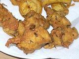 チキンパコラ 鶏の天ぷら