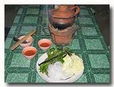 タイスキの基本セット スープ、たれ、野菜類
