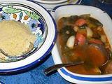 チュニジア料理 ハンニバル クスクス