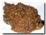 バイガン・カ・バルタ 焼き茄子のミンチの和え物 パンジャブ料理 全体