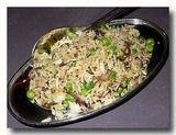 ピース・プラオ 豆の炊き込みご飯