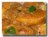 アルー・ダム ジャガイモの蒸し煮カレー