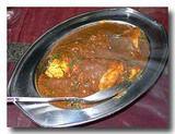 チキンカレー インド
