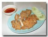 ガイ・トート 揚げ鶏 タイ風チキンカツ