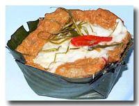 ホーモック・プラー 魚のすり身の蒸し物