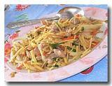 ガイパッキン 鶏肉と生姜の炒め物