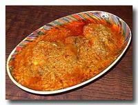 チングリ・ブーナ ベンガル風海老炒め煮
