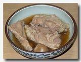 豚肉 バクテー 豚軟骨